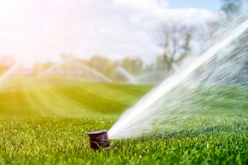 irrigation sprinkler head